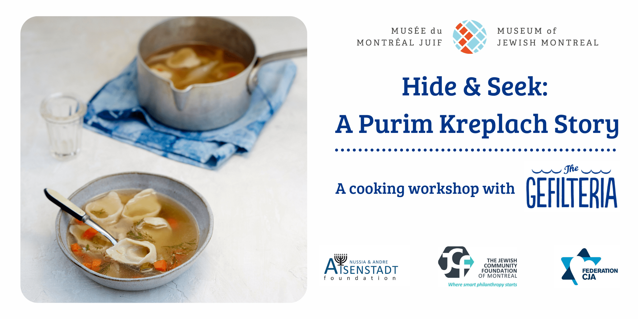 Hide and Seek: A Purim Kreplach Story with The Gefilteria